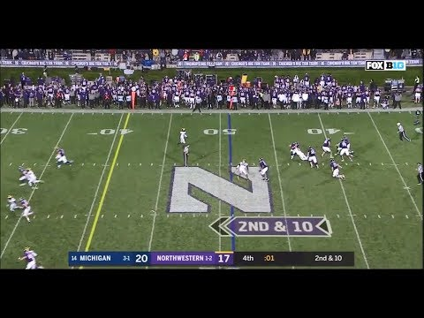 2018: Michigan 20 Northwestern 17 Mp3