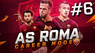 FIFA 16 AS Roma Career Mode - YOUNG HERO STEPS UP TO THE STAGE! - S1E6