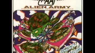 Alien Army - Orgasmi meccanici - FULL ALBUM