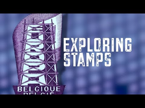 EUROPA Stamps - S3E10