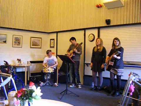 Moonlight Crooners Performance part 1