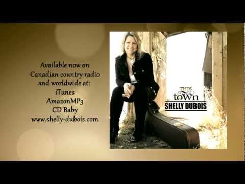 Shelly Dubois - This Town - Official Lyric Video