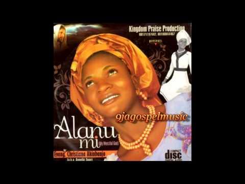 Evang Christiana Akinbanjo - Alanu Mi (My Merciful God)