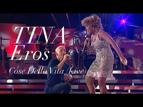 Tina Turner & Eros Ramazzotti - Cose Della Vita Live - Munich 1998 (HD 720p)