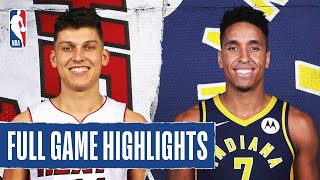 HEAT at PACERS | FULL GAME HIGHLIGHTS | August 14, 2020