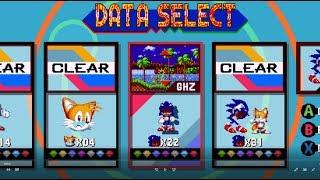 Tails Mania & Tails | Sonic Mania Mods ⮚ Walkthrough