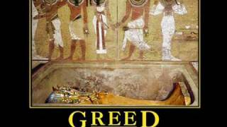 The Lex Talionis - Greed