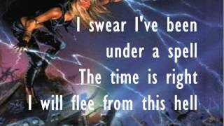 Warlock Hellbound Lyrics