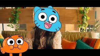Gumball Sing Clean Bandit Solo Ft. Demi Lovato [Cartoon Cover]
