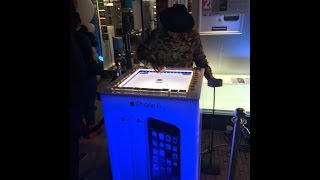 Mash Machine Launch Iphone 6