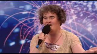 Susan Boyle, Britain's Got Talent 2009 revelation : I Dreamed a Dream -American Idol