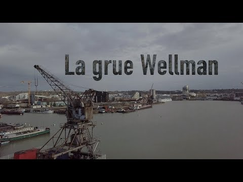 Restauration de la grue Wellman