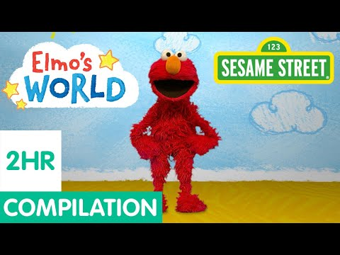 Sesame Street: Two Hours of Elmo's World Compilation