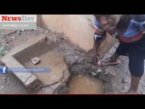 Inside the Chegutu cholera disaster
