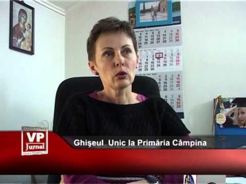 Ghişeul  Unic la Primăria Câmpina