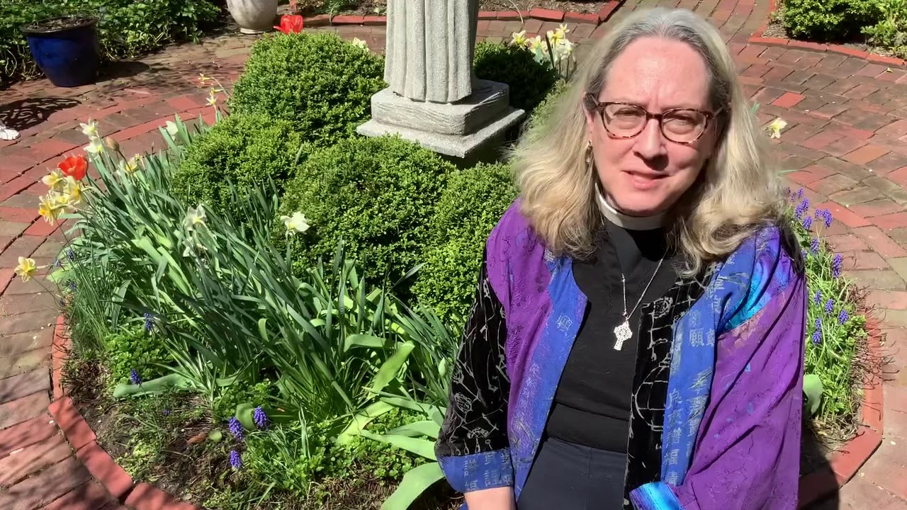 A Holy Week Message from Rev Martha
