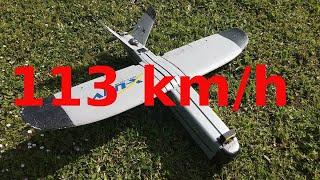 Prueba Long Range FPV Mini Talon 30052020