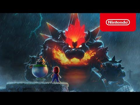 Super Mario 3D World + Bowser's Fury - La puissance de Bowser en furie