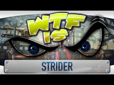 ► WTF Is... - Strider ? video thumbnail