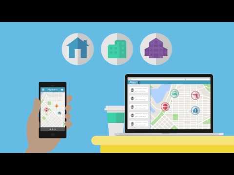 Video of AlertID Mobile