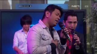 Kevin Aprilio Ft.  3 Composer - Bagiku Cinta ( Live at Sarah Sechan )