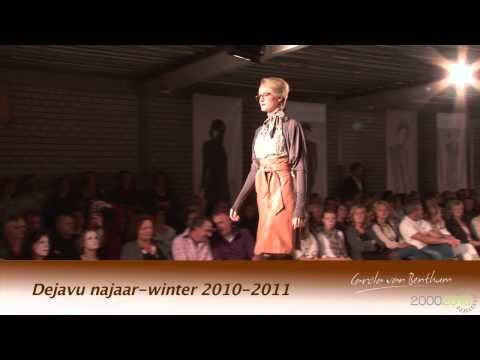 Modeshow 10 jaar Carola van Benthum