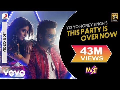 Download This Party Is Over Now - Yo Yo Honey Singh | Jackky Bhagnani | Kritika Kamra | Mitron HD Mp4 3GP Video and MP3