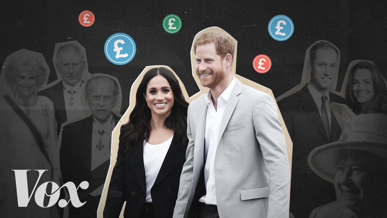 How the British royal family makes money thumbnail