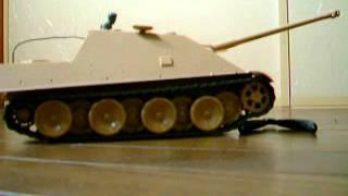 1/25ロンメル戦車