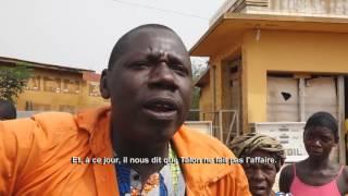 Patrice Talon à Abomey