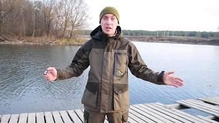 Демисезонный костюм для рыбалки и охоты aquatic к-15х aqua-tex gt хаки