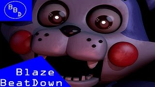 'Five Nights at Candy's 1 song' - (Parody) The Living Tombstones - 'Five Nights at Freddy's 1 song'