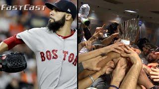 MLB.com FastCast: Red Sox clinch AL pennant: 10/18/18