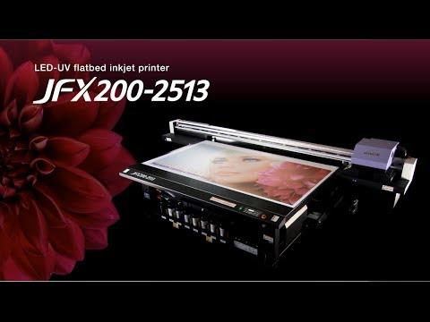 Планшетный плоттер Mimaki JFX200-2513