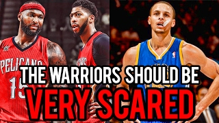 Why the DeMarcus Cousins Trade SCARES The Warriors!