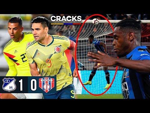 Los 40 jugadores de COLOMBIA para la COPA AMÉRICA   DUVÁN ZAPATA y la FINAL de la COPA ITALIA
