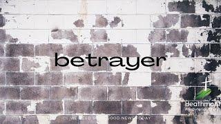 Betrayer! Mark 14:41-42