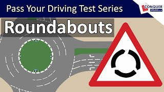 Video Roundabouts Driving Lesson UK - Pass your Driving Test Series MP3, 3GP, MP4, WEBM, AVI, FLV Agustus 2019