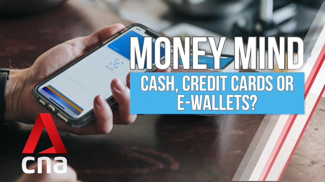 Money, charge card or e-wallets? Cash Mind thumbnail