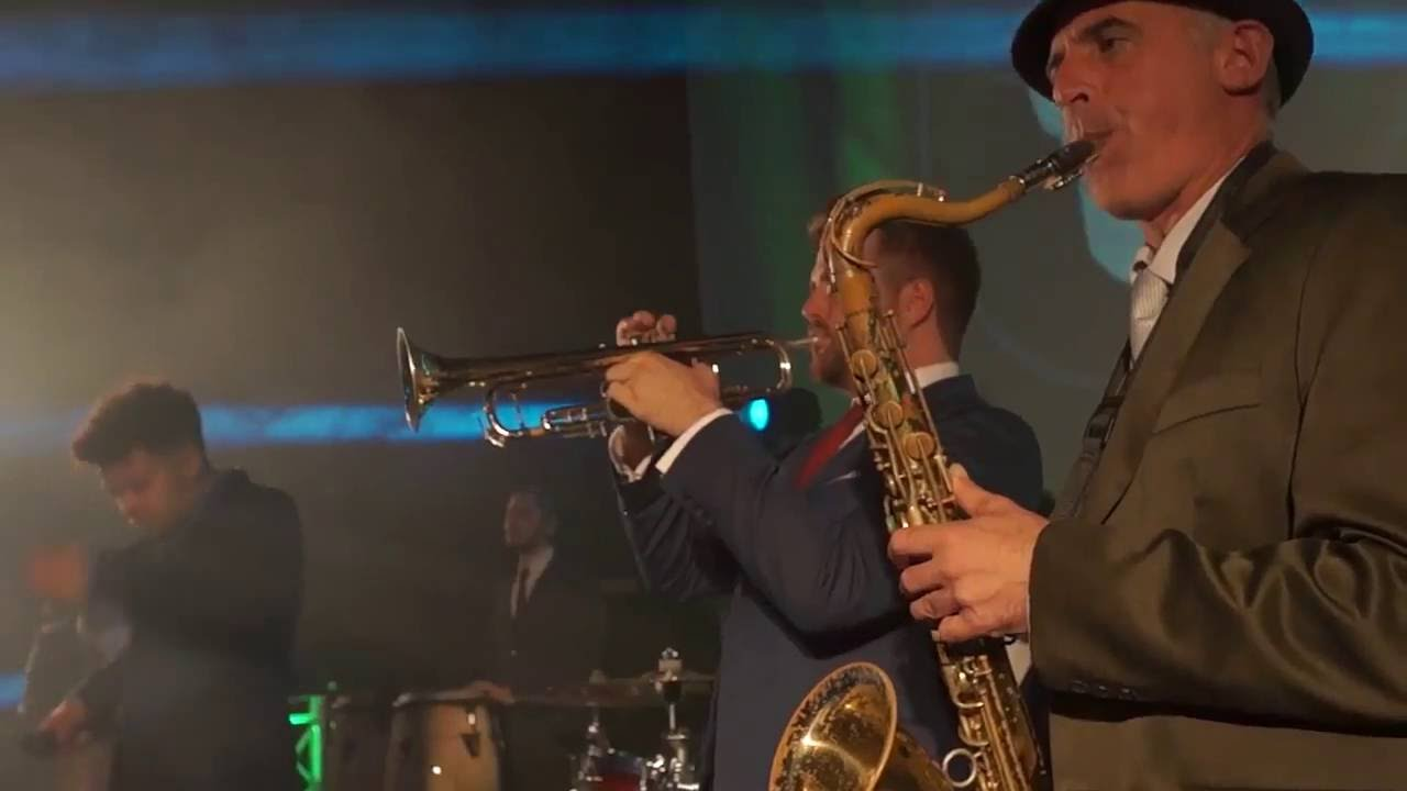 Hire a Soul and Swing Party Band Video