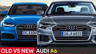 Old Vs New Audi A6 ► See The Differences