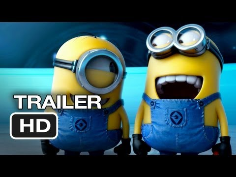 Movie Trailer: Despicable Me 2 (0)