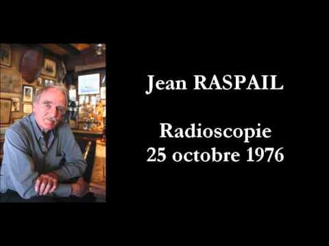 Vidéo de Jean Raspail