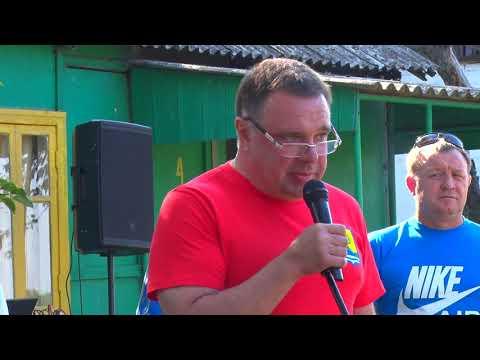 Прошел туристический слет в преддверии празднования дня города Красный Сулин