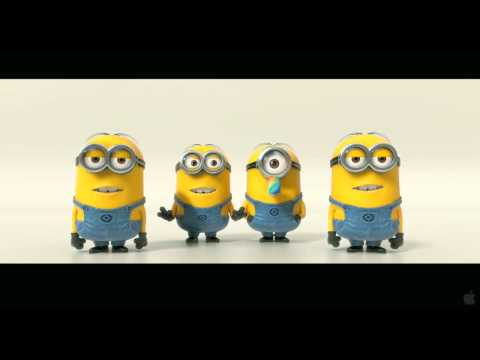 Movie Trailer: Despicable Me 2 (1)
