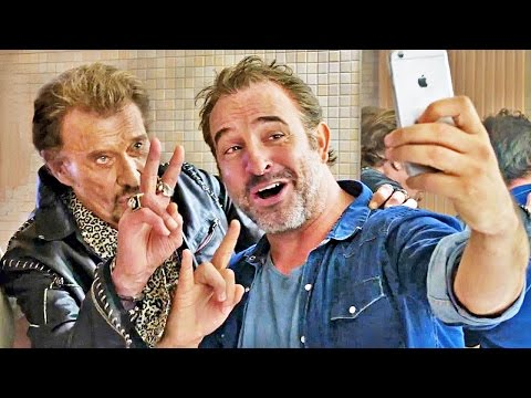 CHACUN SA VIE Bande Annonce (2017) Jean Dujardin, Johnny Hallyday, Kendji Girac
