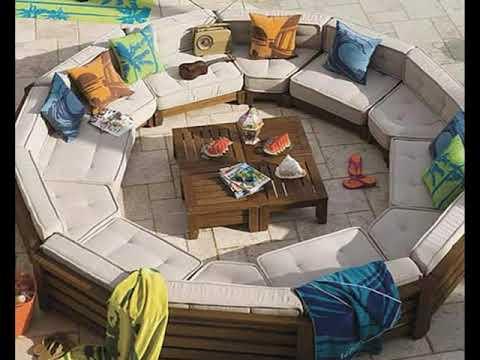 Terrassenmöbel designideen