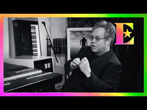 Elton John - The Diving Board Track-by-track