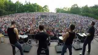 Drumshow @Phudys @Hutbergbühne - SCHLAGFERTIG