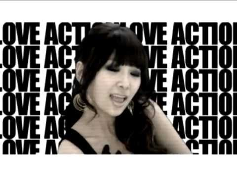 Brown Eyed Girls, ZoPD - Love Action